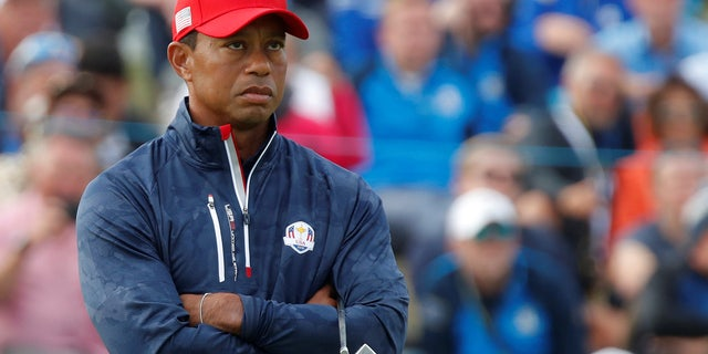 Tiger Woods was a part of the 2018 US team.