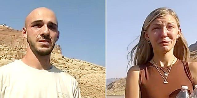 Gabby Petito: Dispatch recordings show Utah police were told male struck female