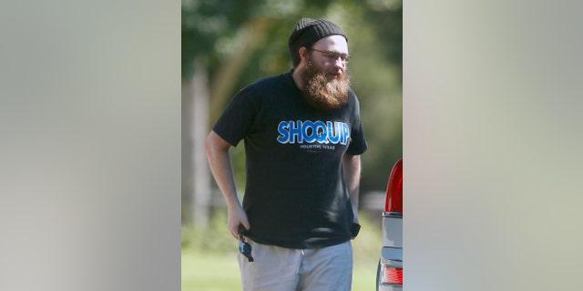 For his recent outing Angus T. Jones wore a black beanie, beige shorts and a T-shirt with the logo of 'Shoquip,' a company based in his home state of Texas. Online records show Shoquip Transportation, a company in Houston, Texas, has two directors carrying the last name of Jones.