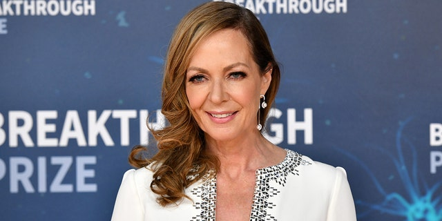 'Mom' star Allison Janney was nominated for an Emmy this year.
