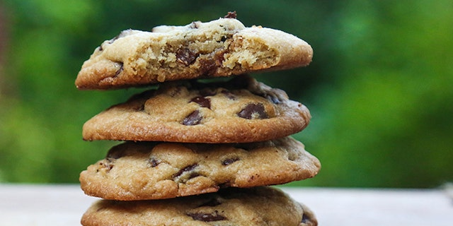 German butcher in NYC Schaller & Weber shared this fun spin on classic chocolate chip cookies.