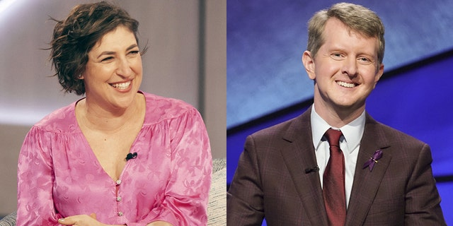 Mayim Bialik and Ken Jennings were previously tapped to be the new hosts of 'Jeopardy!'