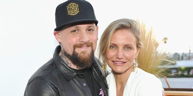 Cameron Diaz has been married to guitarist Benji Madden since 2015.