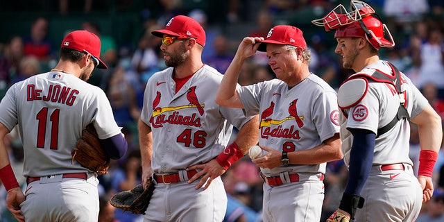 """Cardinals and Mike Shildt part ways over """"philosophical differences"""""""