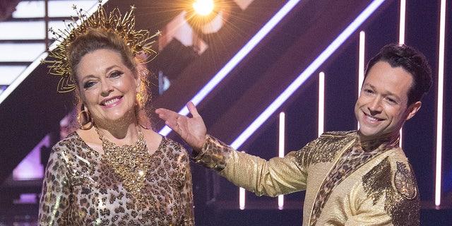 """Tiger King"" star Carole Baskin competed on season 29 with partner Pasha Pashkov."