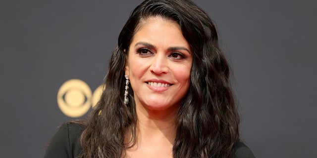 Cecily Strong is nominated for outstanding supporting actress in a comedy series for 'Saturday Night Live.'