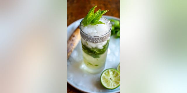 """In her blog post, Ramos calls the classic Cuban drink a """"thirst-quenching summer cocktail."""""""
