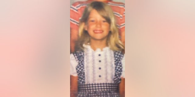 Burton told Fox News that she was introduced to drugs by her mother when she was only seven years old. Burton is 6 in this picture.