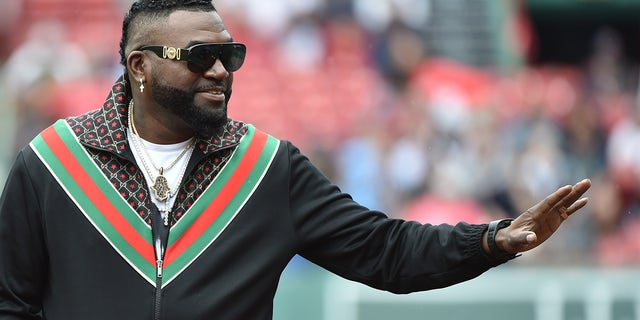 David Ortiz was shot in 2019 while visiting the Dominican Republic.