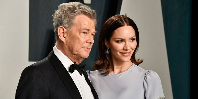 David Foster and Katharine McPhee got married in 2019 during a London ceremony. The couple shares one son.