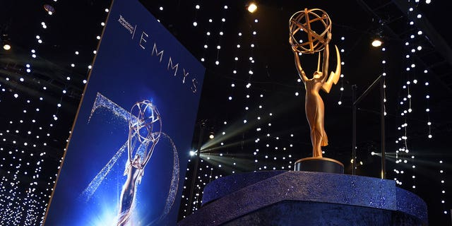 Scenes from the 70th Emmy Awards Governors Ball and 2018 Creative Arts Governors Ball press preview at L.A. Live Event Deck on September 6, 2018 ロサンゼルスで, カリフォルニア.