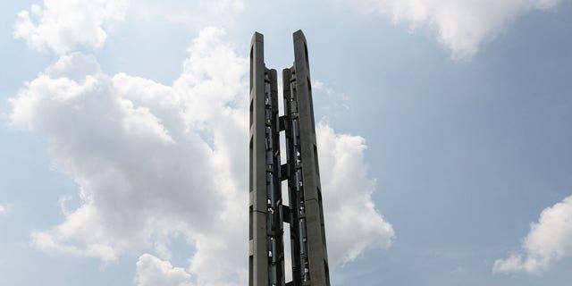 Flight 93 National Memorial in Shanksville, Pennsylvania.