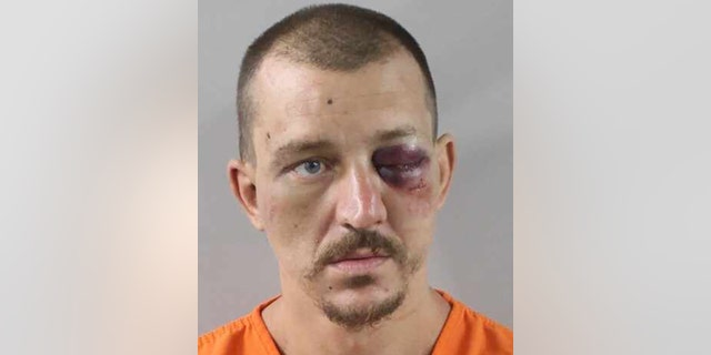 Jason Robinson, 37, is accused of killing and burying his girlfriend. (Polk County Sheriff's Office)