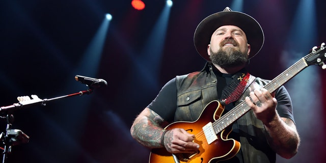 """Zac Brown Band performs at """"THE NIGHT BEFORE"""", a RADIO.COM Event on February 1, 2020 in South Florida. (Photo by Aaron J. Thornton/Getty Images for Entercom)"""