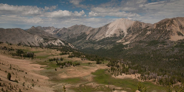 Sawtooth National Recrreation Area in central Idaho. (CIEDRA). (Photo by William Campbell/Corbis via Getty Images)