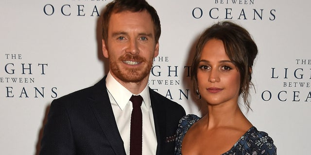 The Swedish-born actress, 32, has revealed that she and her husband Michael Fassbender, 44, welcomed their first child earlier this year.