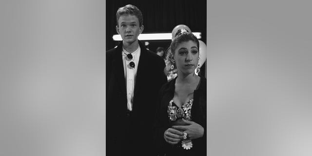 Former child stars Neil Patrick Harris Mayim Bialik were once close as teens.
