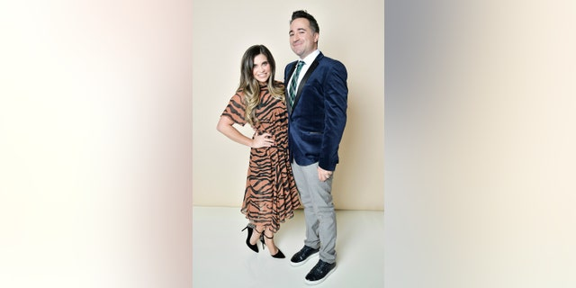 Danielle Fishel and Jensen Karp tied the knot in 2018.