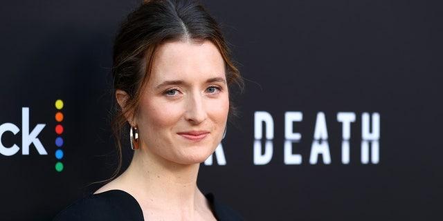 Grace Gummer, an actress, is the daughter of Oscar winner Meryl Streep and artist Don Gummer.