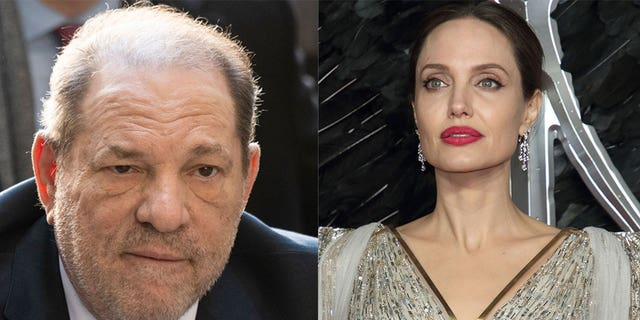 """""""I stayed away and warned people about him. I remember telling Jonny, my first husband, who was great about it, to spread the word to other guys — don't let girls go alone with him,"""" Angelina Jolie shared."""