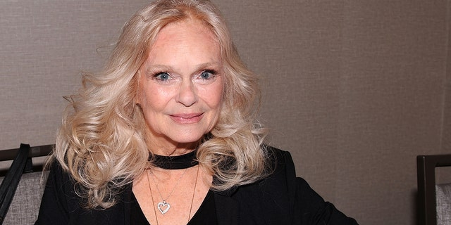 Lynda Day George says she's ready to act again.