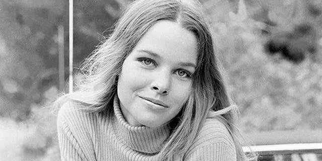 Michelle Phillips, circa 1960s.