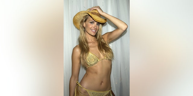 Molly Sims previously made a splash on the pages of Sports Illustrated Swimsuit.