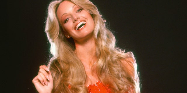 Actress and singer Susan Anton poses for a portrait circa 1984 in Los Angeles, California.