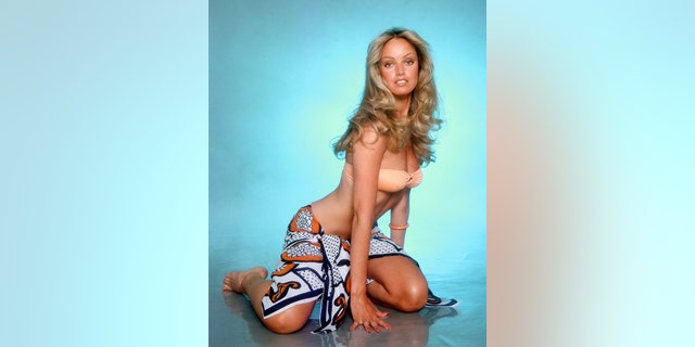 Susan Anton was a popular poster girl in the '70s and '80s.