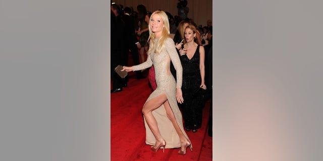 La actriz Gwyneth Paltrow participa en