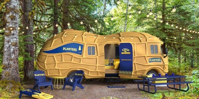 One fan will get the chance to stay in a NUTmobile vehicle in Duluth, Minn. The vehicle will have branded decor and activities available for the weekend visit.