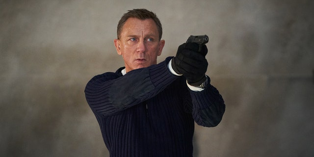 Daniel Craig will play James Bond one more time in 'No Time To Die.'