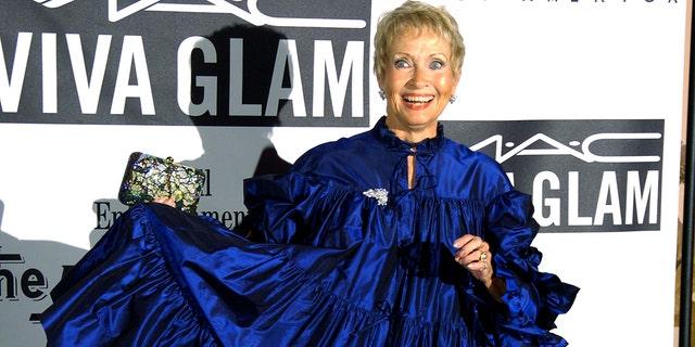 Jane Powell in 2004.