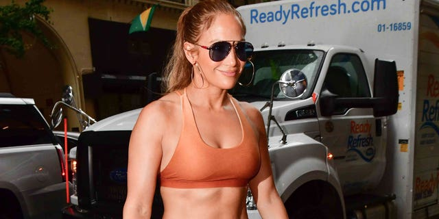 Jennifer Lopez shared her secret post-workout routine with fans. The star focuses on skincare after completing a grueling work out.