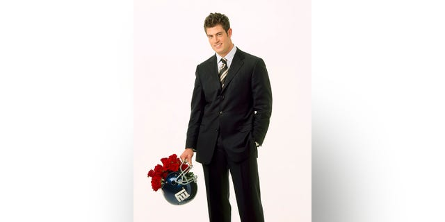 Palmer starred in 'The Bachelor' in 2004 at just 25 years old.