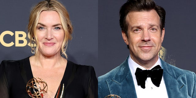 Kate Winslet and Jason Sudeikis were big winners at the 2021 Emmys.
