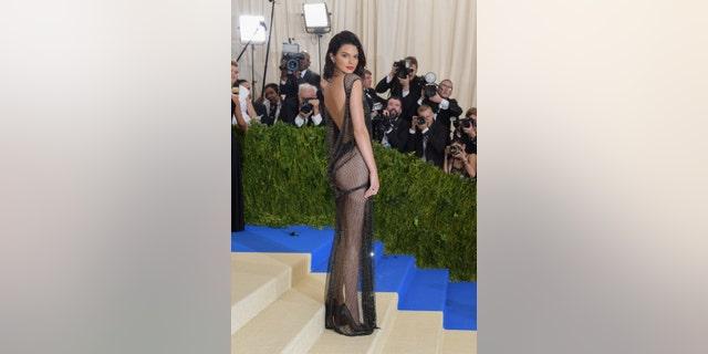La modelo Kendall participa en