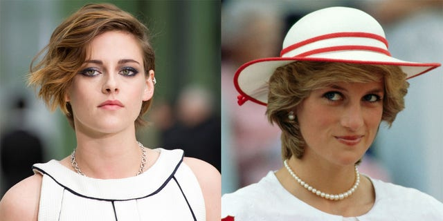 Kristen Stewart will play the titular Princess Diana in the upcoming flick 'Spencer.'