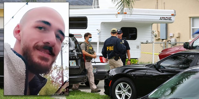 Laundrie, family appeared to go camping after he returned to Florida: neighbors