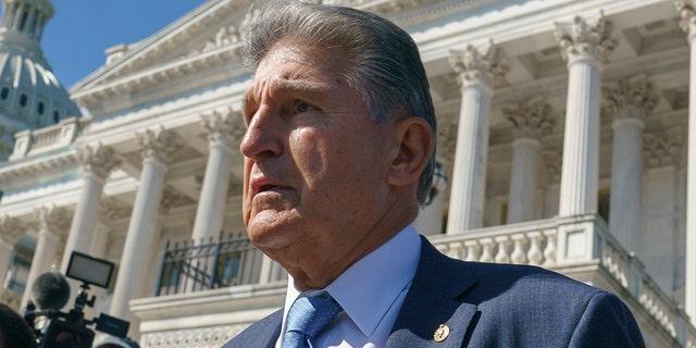 U.S. Sen. Joe Manchin, D-W.Va.