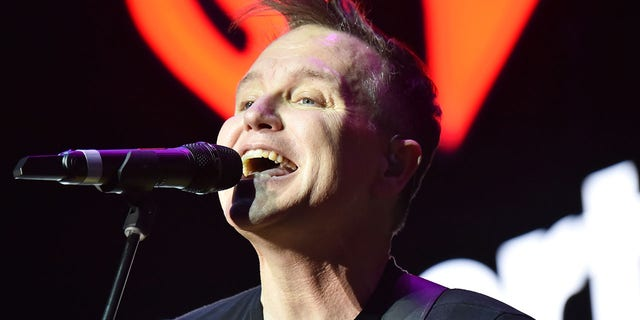 Mark Hoppus was battling stage four lymphoma. He still has several months worth of monitoring before he's out of the woods.