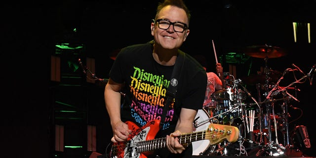 Hoppus is best known as the bassist and co-lead vocalist of Blink-182.