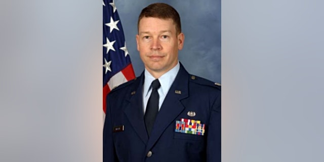 Air Force Lt. Col. Matthew McCall is presiding over the Sept. 11, 2001, case at Guantanamo Bay. (Credito: Office of Military Commissions)