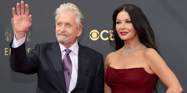 Michael Douglas is nominated for two Emmys for his work on Netflix's 'The Kominsky Method.'