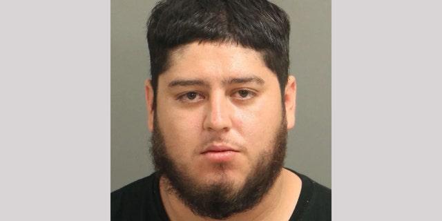 Miguel Enrique Salguero-Olivares, 28, was arrested Thursday in the 2012 murder of Faith Hedgepeth.
