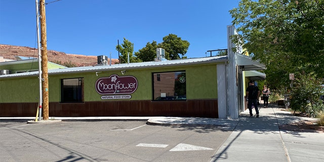 The Moonflower Cooperative organic grocery store in Moab, Utah, is a point of connection between two unsolved cases that have attracted national attention.