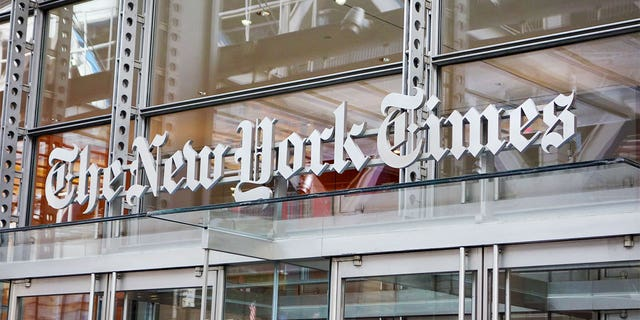 The New York Times issued a massive correction Thursday after the liberal newspaper severely misreported the number of COVID hospitalities among children in United States.  (Photo by Don EMMERT / AFP) (Photo by DON EMMERT/AFP via Getty Images)