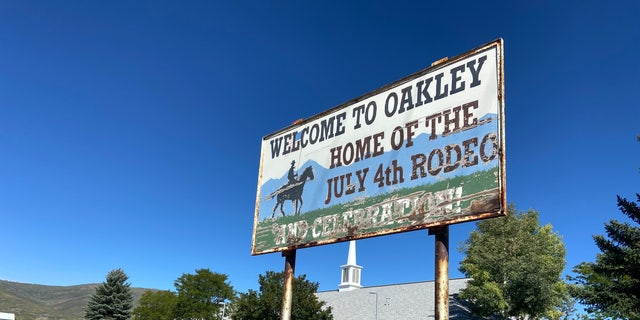 Oakley City, Utah, is a small town west of Salt Lake City. It is being hit hard by the drought. (Ashley Soriano/Fox News)