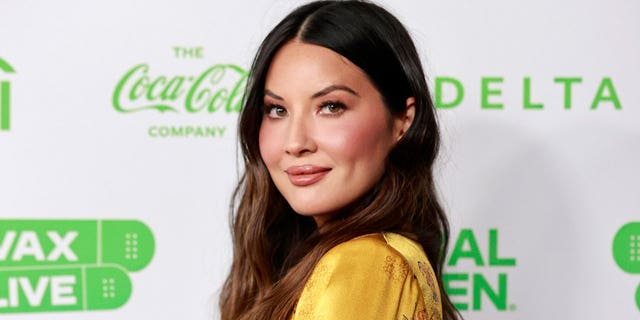 Olivia Munn spoke about her pregnancy for the first time since her boyfriend John Mulaney confirmed the news on late night television. The two have reportedly been dating since May.