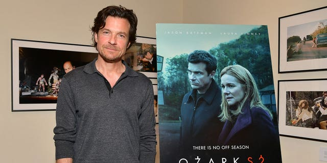 Netflix gave fans a first look at season four of 'Ozark' on Saturday.